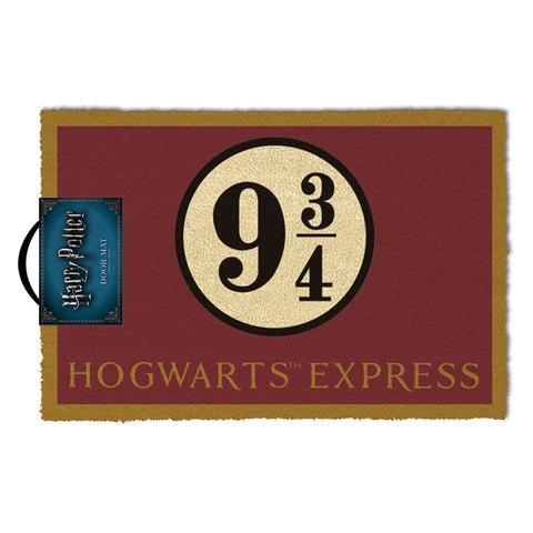 Harry Potter Hogwarts Express Coir Doormat