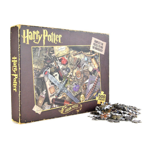 Harry Potter Horcrux 500 piece Puzzle