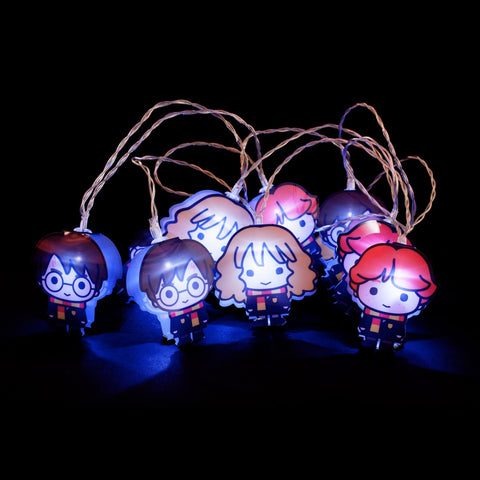 Harry Potter Kawaii Character String Lights