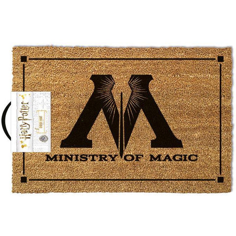 Harry Potter Ministry of Magic Coir Doormat