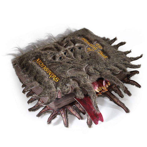 Harry Potter The Monster Book of Monsters Premium Collector's Plush