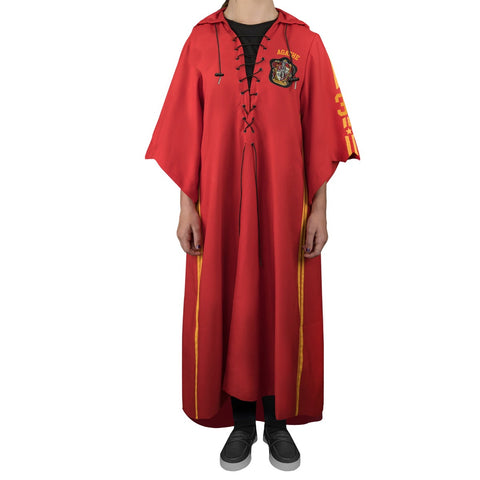 Harry Potter Personalised Quidditch Robe - Gryffindor