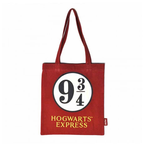 Harry Potter Hogwarts Express Platform 9 3/4 Shopper Bag