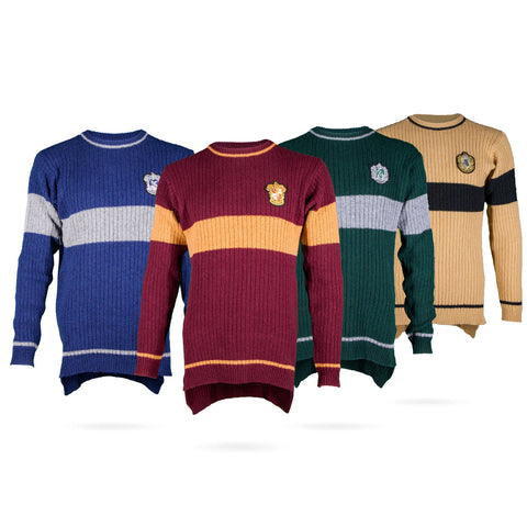 Harry Potter Wool Quidditch Jumpers