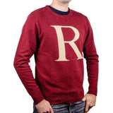"Harry Potter ""R"" Weasley Knitted Christmas Jumper/Sweater"