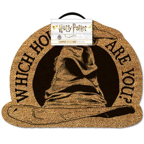Harry Potter Sorting Hat Coir Doormat