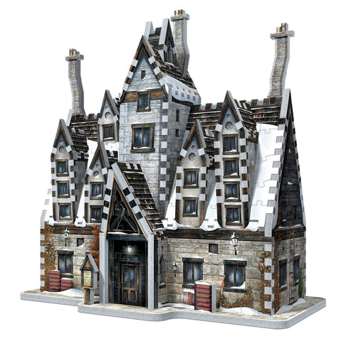 Harry Potter Hogsmeade The Three Broomsticks 3D Puzzle
