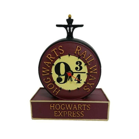 Hogwarts Express Desk Clock