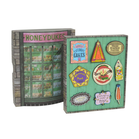 Harry Potter Honeydukes Pin Badge Set