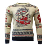 Harry Potter Hogwarts Express Knitted Christmas Jumper / Sweater