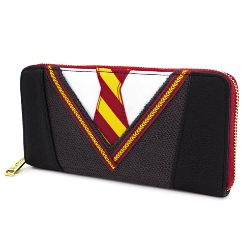 Loungefly X Harry Potter Gryffindor Hogwarts Uniform Purse