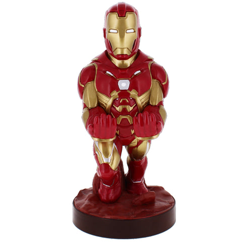Marvel The Avengers Iron Man Cable Guy Controller & Smartphone Stand