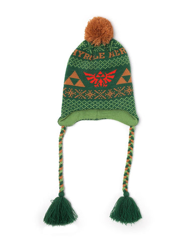 The Legend of Zelda Hyrule Warrior Sherpa Beanie