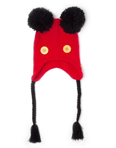 Disney Mickey Mouse Novelty Sherpa Beanie