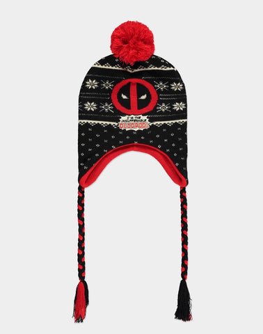 Marvel Deadpool Sherpa Beanie