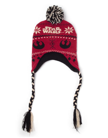 Star Wars Christmas Sherpa Beanie