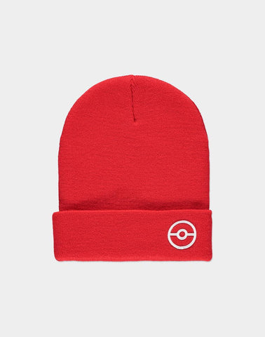 Pokemon Trainer TECH Roll Up Beanie