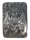 Yu-Gi-Oh! Limited Edition God Monster Metal Card - Obelisk the Tormentor