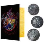 Yu-Gi-Oh! Limited Edition Collectors Coin Set