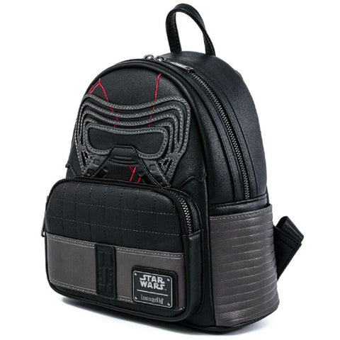 Loungefly x Star Wars Kylo Ren Cosplay Mini Backpack