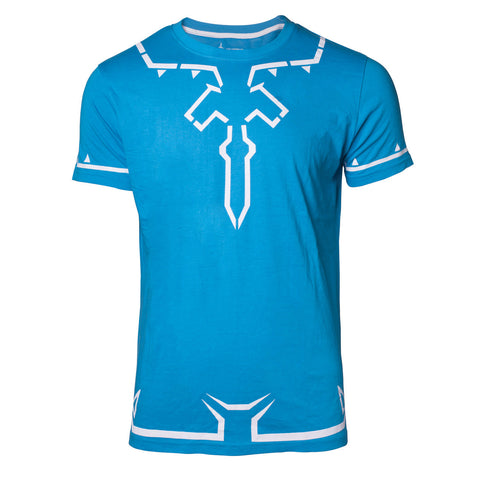 Breath of The Wild Champion's Tunic Costume T-Shirt