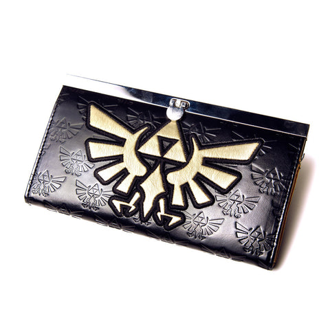 The Legend of Zelda Clasp-Lock Purse