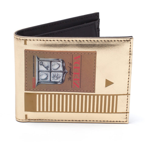 The Legend of Zelda NES Cartridge Bifold Wallet
