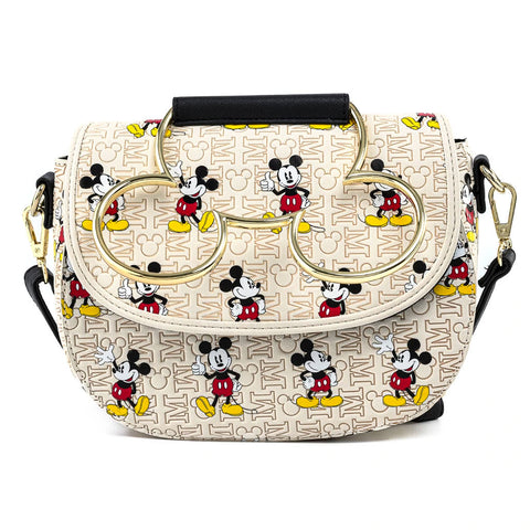 Loungefly x Disney Mickey Mouse Hardware Crossbody Bag