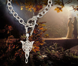 Lord of the Rings Sterling Silver Arwen Evenstar Bracelet