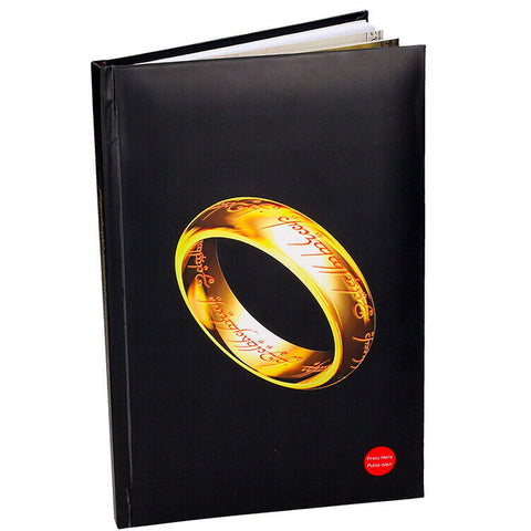 The Lord of the Rings Premium A5 Light Up Notebook
