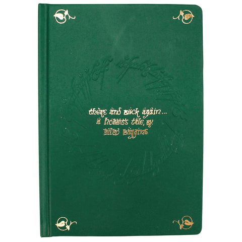 The Lord of the Rings Premium A5 Notebook