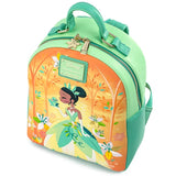 Loungefly x Disney The Princess and the Frog Tiana Mini Backpack
