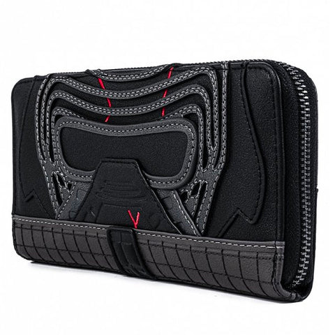 Loungefly x Star Wars Kylo Ren Cosplay Zip Around Purse