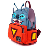 Loungefly X Disney Lilo and Stitch Experiment 626 Mini Backpack