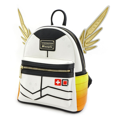 Loungefly x Overwatch Mercy Mini Backpack