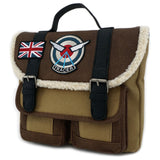 Loungefly x Overwatch Tracer Messenger Bag