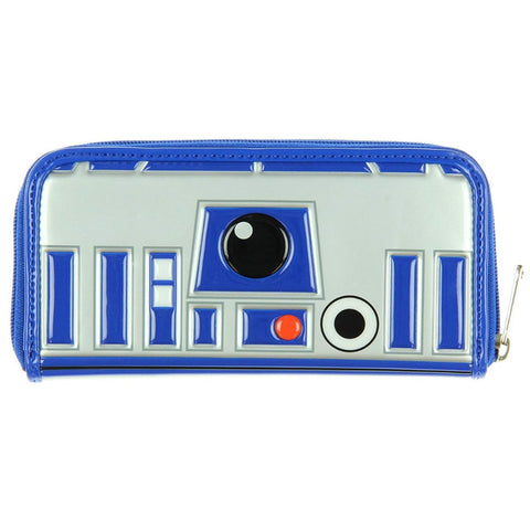 Loungefly x Star Wars R2-D2 Patent Purse