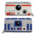 Loungefly x Star Wars R2-D2 & BB-8 Double Sided Purse