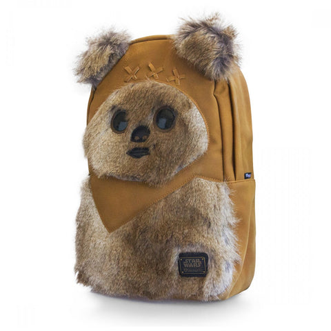 Loungefly x Star Wars Ewok Laptop Backpack