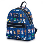 Loungefly x Star Wars Kawaii Character Mini Backpack