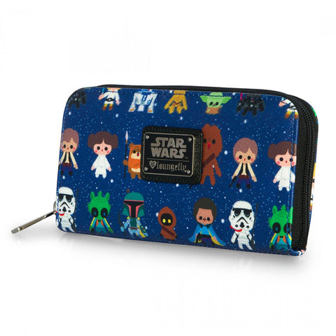 Loungefly x Star Wars Kawaii Character Purse