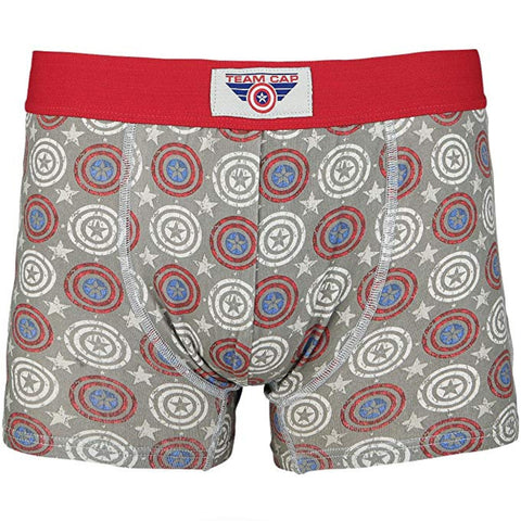 Marvel Captain America Shield Men's Underwear