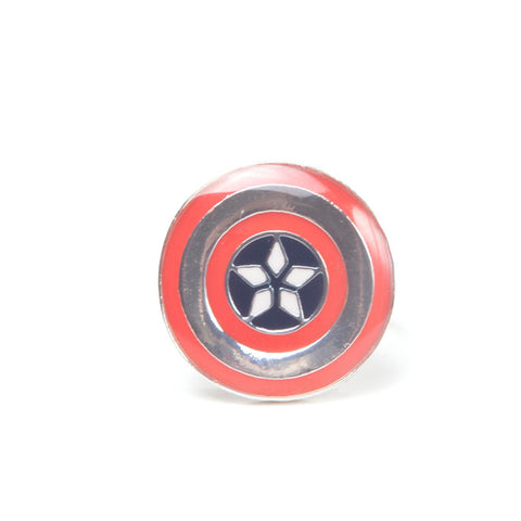 Marvel Captain America Shield Ring