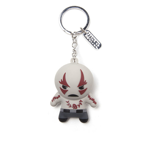 Marvel Drax 3D Rubber Key Chain