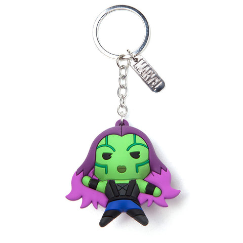 Marvel Gamora Kawaii 3D Key Chain