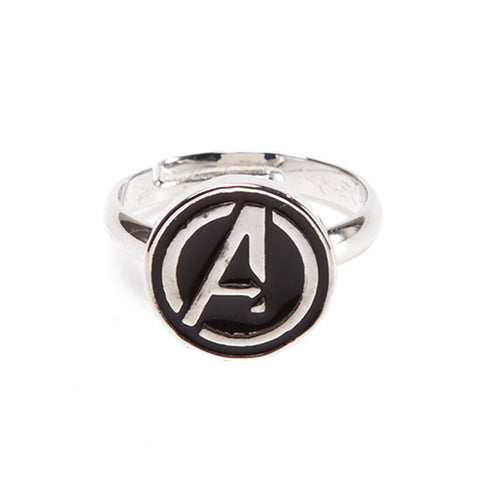 Marvel The Avengers Logo Ring