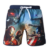 Marvel The Avengers Swim Shorts