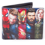 Marvel The Avengers Bi-Fold Character Wallet