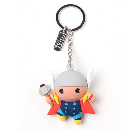 Marvel Thor 3D Rubber Key Chain