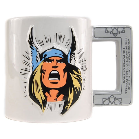 Marvel Thor Embossed Mug